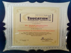 National Education Leadership Award