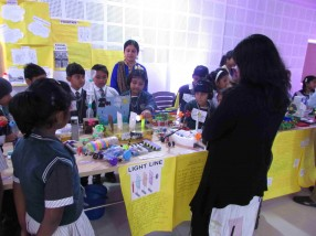 STEM Week & STE[A]M Exhibition conducts at STEM World School