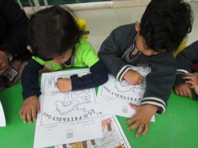 SWS Pre-Primary section celebrates Eco Friendly Day