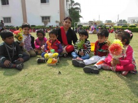 SWS Pre-Primary Section Celebrates Bloom And Blossom Day