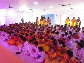 Saraswati Puja Celebration At SWS